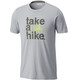 Columbia Miller Valley t-shirt Heren grijs